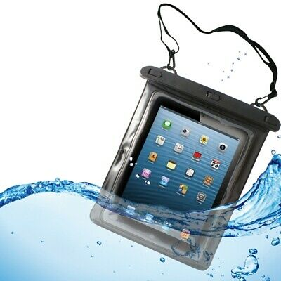 AU22.22 • Buy Waterproof Floating Tablet Case Transparent Bag Cover Pouch With Touch Screen