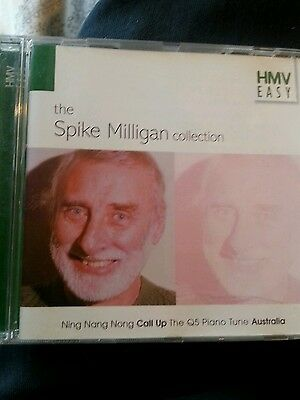 Cd The Spike Milligan Collection • 4.99£