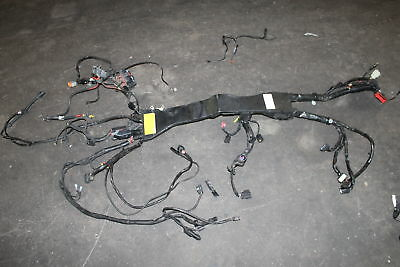 electra glide wire harness on
