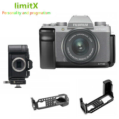 AU27.52 • Buy L Plate Bracket Tripod Mount RRS Camera Grip For Fujifilm X-T100 XT100 Camera