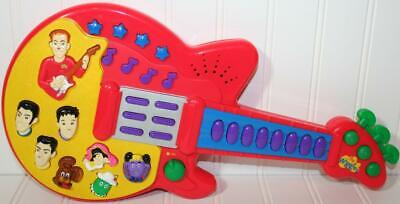 Wiggles Red Guitar