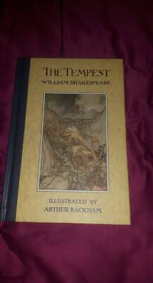 Shakespeare The Tempest (leopard Book Collection) • 6.99£
