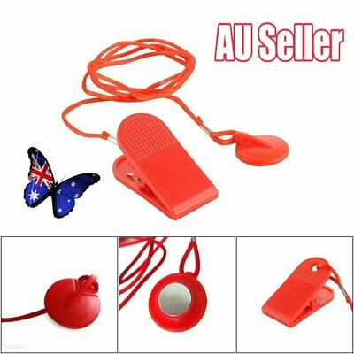 AU9.92 • Buy Treadmill Safety Key Running Machine Magnetic Security Switch Lock Fitness VW