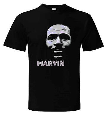 £12.99 • Buy Marvin Gaye Men's T-Shirt - Motown Northern Soul - Sizes Small To 3XL