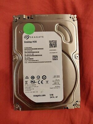 $ CDN187.53 • Buy Seagate 5TB Internal HDD With Win 10 And Office