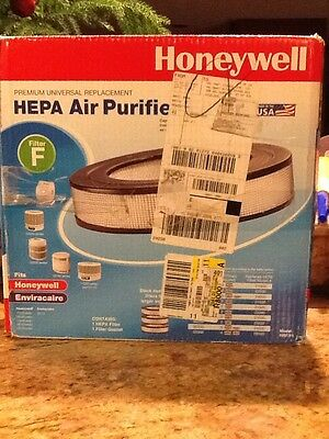 Honeywell HEPA Air Purifier Filter F Fits Enviracaire Also • 15.43£