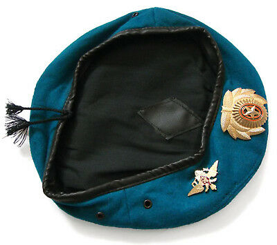 £11.99 • Buy Russian Army Military Blue VDV Paratrooper Airborne Beret Hat