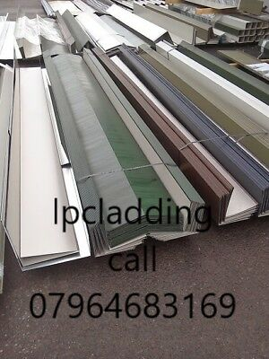 £15 • Buy Barges, Ridges Box Profile Corrugated Roofing Sheets