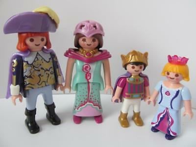 Playmobil Palace/Castle/Fairytale: Royal Family Figures NEW • 11.99£