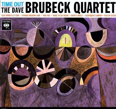 DAVE BRUBECK QUARTET - Time Out [VINYL] • 23.58£