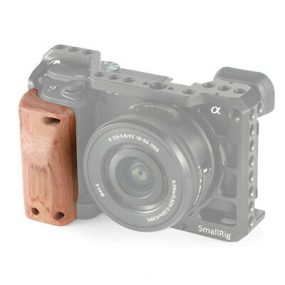 $ CDN36.33 • Buy SmallRig Wooden Handle Handgrip APS2318 For Sony A6400/A6300/A6500 Cage 2310