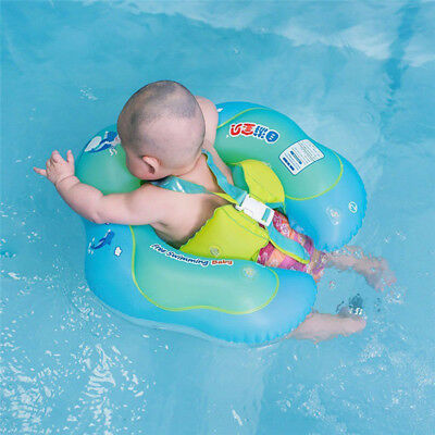 £16.98 • Buy Inflatable Baby Kids Float Swimming Ring Safety Swim Trainer Water Toy Pool S-XL