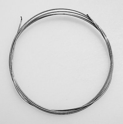 £1.59 • Buy 1 Metre Lengths (3ft 3 ) ROSLAU Finest Polished German Piano Wire/Spring Steel