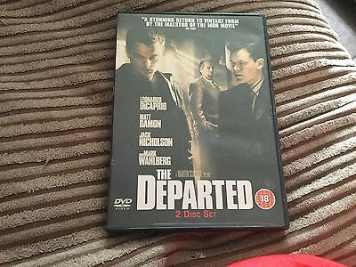 £1.02 • Buy The Departed (DVD, 2007, 2-Disc Set)