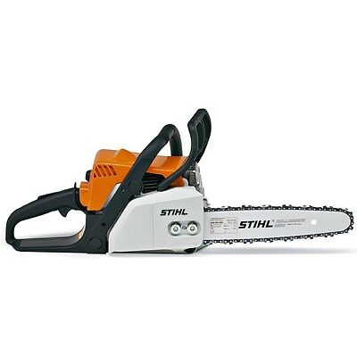 "View Details STIHL MS170 BRAND NEW 30.1cc PETROL CHAINSAW 14"" GUIDE BAR 1130 200 0297 • 209.99£"