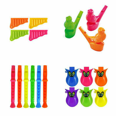 Duck Lips Flute Whistle Kids Childrens Birthday Christmas Party Bag Fillers Toys • 7.28£