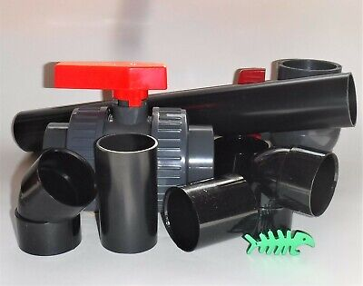 £2.25 • Buy 43 Mm True Size (known As 1.5 ) Solvent Weld Waste Pipe Fittings, Fits 43 Mm