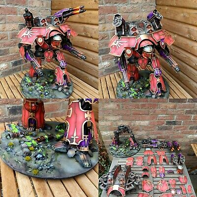 AU3536.28 • Buy Warhammer 40k Forgeworld Imperial Warlord Titan PRO Painted To Order