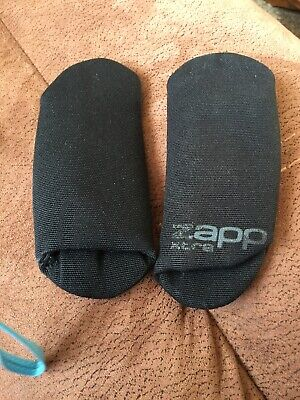 £8 • Buy Genuine QUINNY Zapp Xtra SHOULDER/CHEST PADS For Harness/Straps Seat Unit  Black