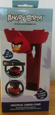 £4.99 • Buy Angry Birds Universal Camera Clip Stand Wall Mount PS Eye Motion Xbox 360 Kinect