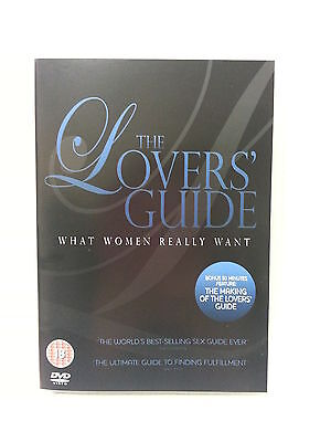 The Lovers Guide  - What Women Really Want - Brand New Sealed Dvd  • 4.99£