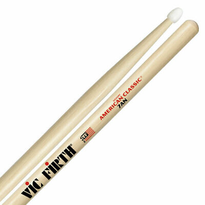 AU25 • Buy Vic Firth 7AN Classic Hickory 7A Nylon Tip Drum Sticks 1 Pair
