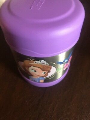 thermos funtainer princess