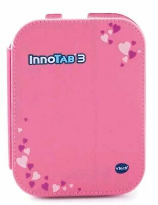 Kids V Tech InnoTab 3 Folio Kids Protective Case & Stand All In One Pink Fashion • 3.99£