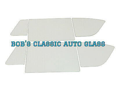 $260 • Buy 1957 1958 Ford Retractable Skyliner 51A 2dr Hardtop Classic Auto Glass New Flat