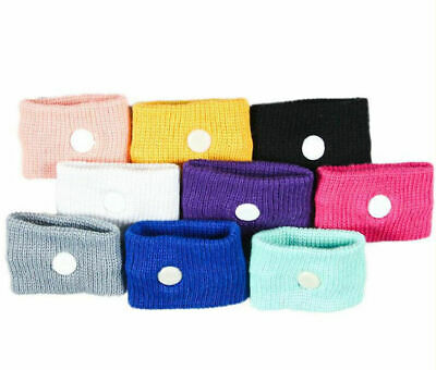 £2.99 • Buy Anti Nausea Travel Sickness Wristbands 2 Pairs Motion Sickness Bands Fits All