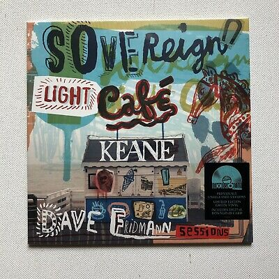 "Keane - Disconnected 7"" Green Vinyl Record Store Day Rsd 2019 • 24.99£"