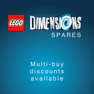LEGO Dimensions - Wii/XBOX/Playstation - Character/Vehicle/Model Spares  • 0.99£