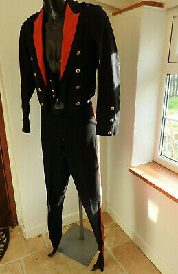 Military WW1 Royal Artillery Mess Dress Uniform Majors Tunic & Trousers (5236) • 189.99£