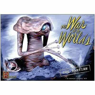 War Of The Worlds 1953 Martian Figure Model Kit • 21.91£