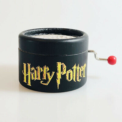 $ CDN19.37 • Buy Paper Hand Crank Music Box Harry Potter Special Gift Free Shipping