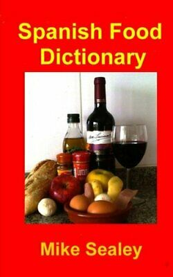 Spanish Food Dictionary • 7.43£