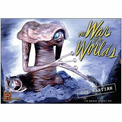 War Of The Worlds 1953 Martian Figure Model Kit • 23.01£