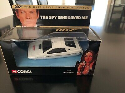 $ CDN60.21 • Buy Corgi James Bond 007 - Lotus Esprit 65002  The Spy Who Loved Me  Mint In Box