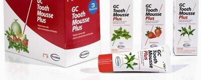 AU272.85 • Buy PACK OF 10 GC Tooth Mousse PLUS GC FUJI ASSORTED