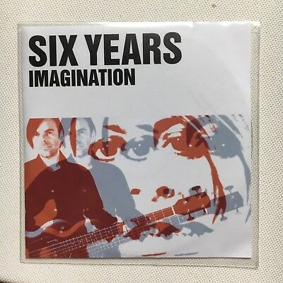 Six Years - Imagination Promo Cd  • 1.29£
