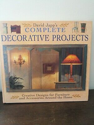 Second Hand Books: Decorative Projects Furniture Accessories Home Craft Enjoy • 3£