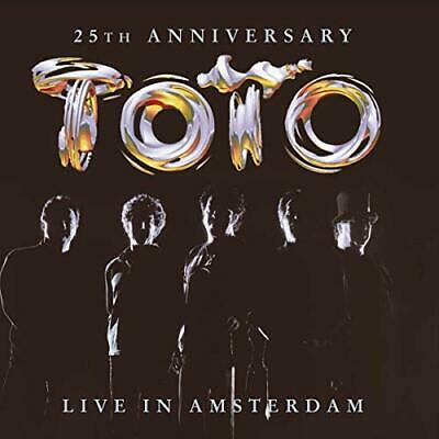 £11.99 • Buy 25th Anniversary  Live In Ams - Toto [cd]