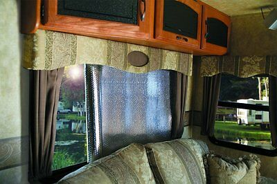 $35.99 • Buy Camco RV SunShield Reflective Window COVER Shade 62  X 26  Trailer Block Sun
