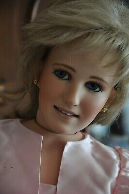 £100.39 • Buy Porcelain Doll Princess Diana By Donna RuBert