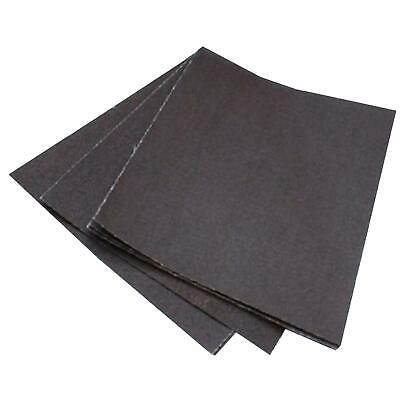 £4.65 • Buy Assorted Grit Emery Cloth Sheets Coarse To Fine Emery Sand Paper Wood & Metal