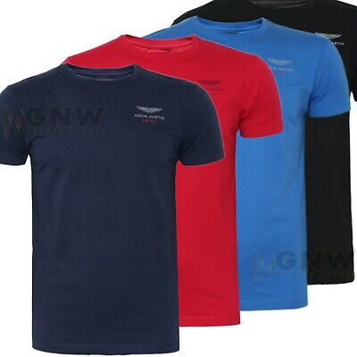 Hackett Men's Aston Martin Racing Short Sleeve T Shirt/tee New • 27.99£