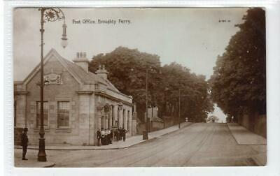 POST OFFICE, BROUGHTY FERRY: Angus Postcard (C41160) • 15£