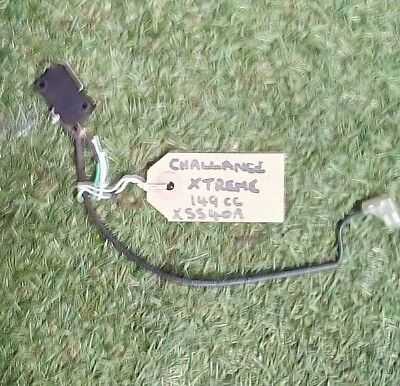 £6 • Buy  Challenge Xtreme 149cc  XSS40A.lawnmower Stop Switch/spares/parts/