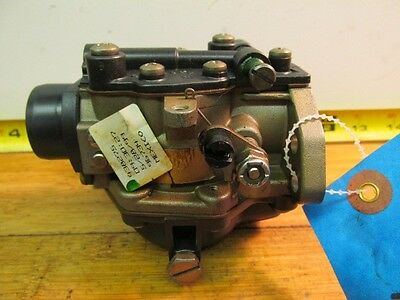 $125 • Buy Johnson Evinrude Outboard 35 HP Middle Carb Carburetor 0438275 438275