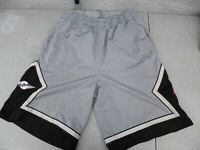 f560ed357d4f Nike Air Jordan Grey  Black Shorts Mens Size XL RN 56323 • 9.99